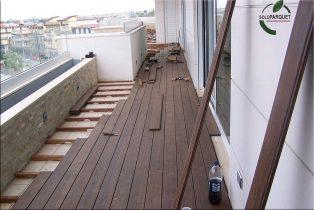 Decking posa e manutenzione