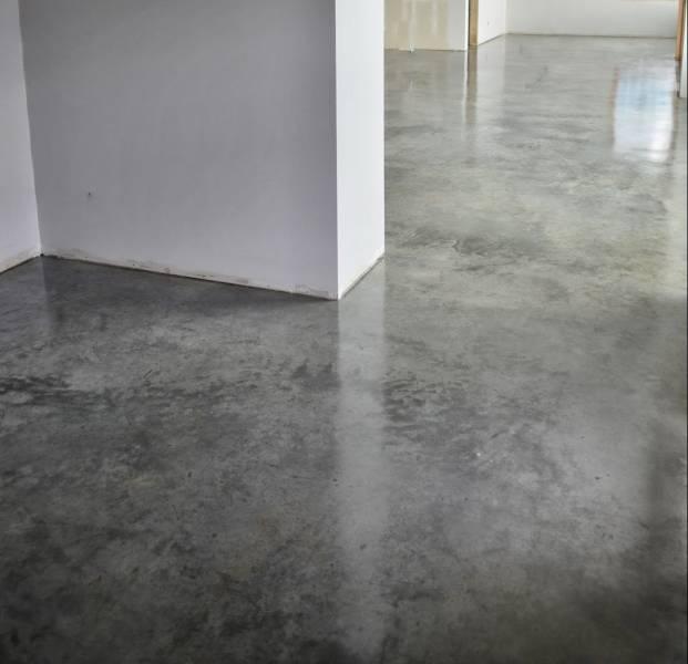 Levigatura lucidatura cemento