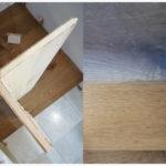 Scalini in legno prefinito 5